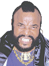 A-Team's Mr. T ain't no fool